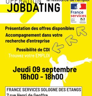 Les prochains rendez-vous France Services